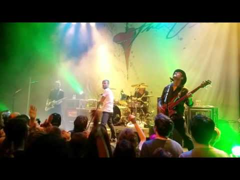 The Used - Let It Bleed live @ Dynamo Eindhoven 27-02-2016