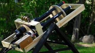 Weekend Project: Potato Gatling Gun