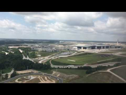 FLYING INTO HARTSFIELD-JACKSON ATLANTA INTERNATIONAL AIRPORT