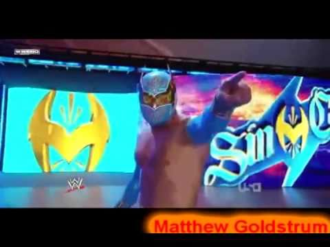 Thumbnail: The truth behind Sin Cara's entrance stunt.