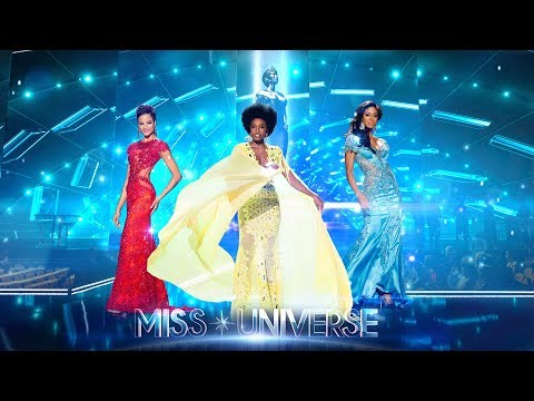 Miss Universe  - Jamaica 2017 l 2014 l 2010