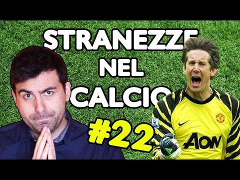 STRANEZZE NEL CALCIO #22 - Prima Stagione - Daniele Brogna