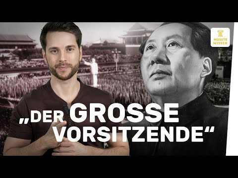 Mao Zedong I Diktatoren I Musstewissen Geschichte