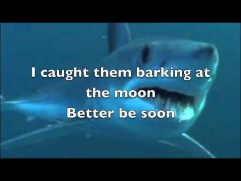 VV Brown- Shark In the Water lyrics