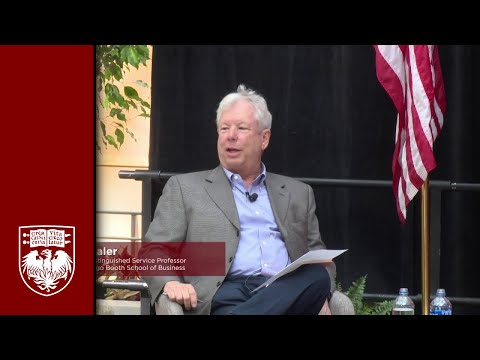 Richard Thaler on the future of behavioral economics
