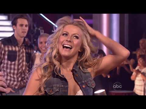 Blake Shelton - Footloose (10.11.2011)(Dancing With The Stars HD)