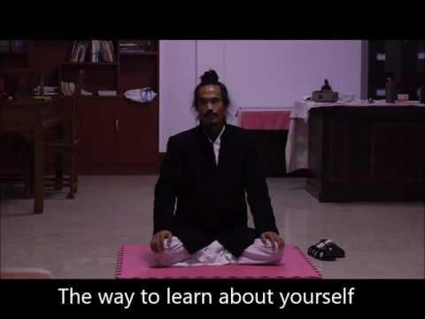 Master Yuan Xiu Gang Explains: Meditation Sitting Posture