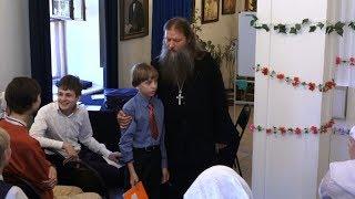 «Служение России в монастырской школе» .Урок (20.09.2018 г.)