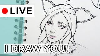 🔴 LIVE - Drawing my Subscribers! Part 3
