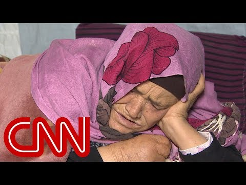 Syrian refugees freezing to death in Lebanon