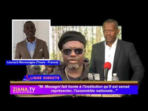 LIGNE DIRECTE. Intervenez: situation politique au Congo; la milice du député Hydevert Mouagni