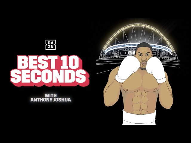 The Best 10 Seconds of Anthony Joshua's Career
