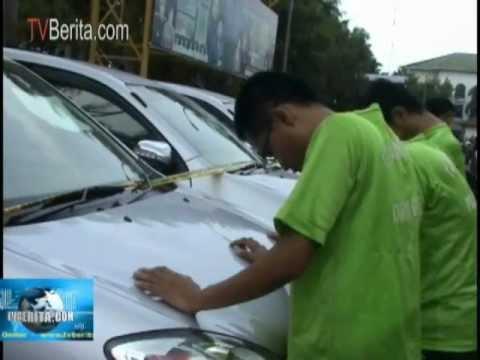3 Sindikat Penggelapan Mobil Ditangkap Polisi, 34 Unit Mobil Berhasil Disita