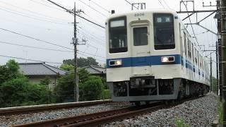 東武8506号編成 秩父鉄道「わくわく鉄道フェスタ2018」回送