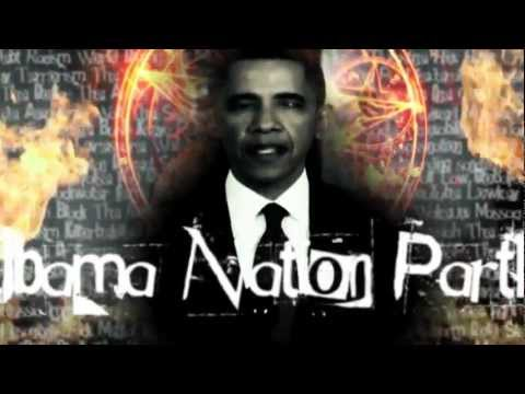 Obama Nation Part 2 - LOWKEY ft M1 of Dead Prez (Lyrics In The Description)