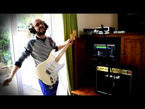 Jimi Hendrix Stratocaster:Voodoo Child (Slight Return) Cover BY Guilty (HD)