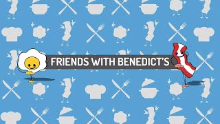 Friends with Benedicts  Cooking Show - Intro