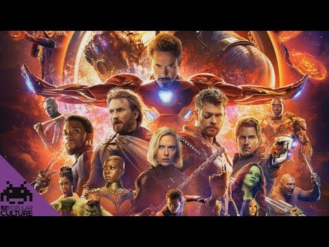 Let's Talk About Marvel's Infinity War Trailer