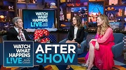 After Show: Natalie Portman's On-Stage Moment With Michael Jackson | WWHL