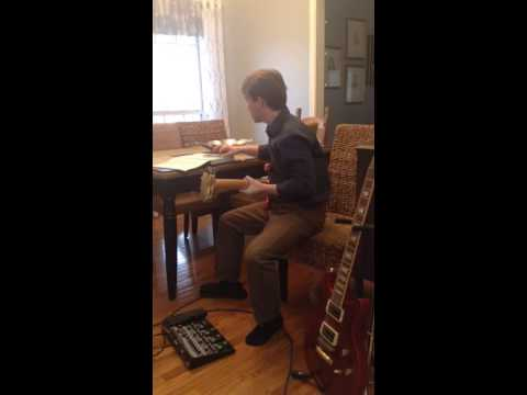 William Johnson US Army Band Guitar/Bass Audition