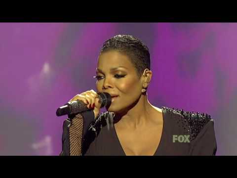 "Janet ""Again/Nothing/Nasty (American Idol 2010)"""