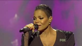 """Janet """"Again/Nothing/Nasty (American Idol 2010)"""""""