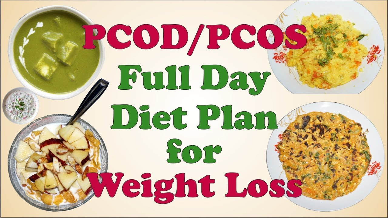 what to eat to lose weight with pcos