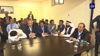 فوز رئيس كتلة التغيير أحمد اليعقوب بمقعد نقيب مقاولي الإنشاءات الأردنيين