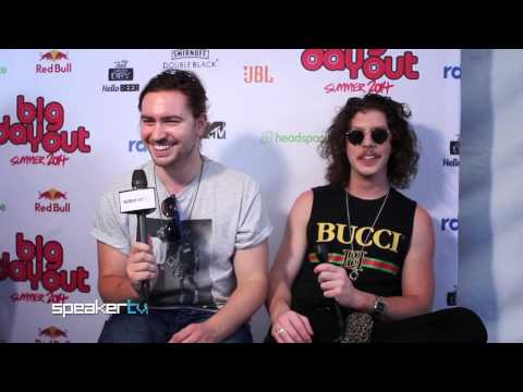 Peking Duk - Speaker TV Interview