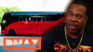 Will Castro -  Busta Rhymes Tourbus