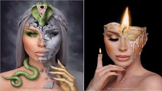 This Makeup Artist Is A Master Of Body Paint Illusions