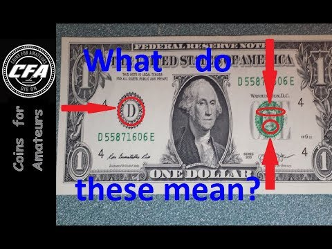 What Do The Symbols On The Dollar Bill Mean? Hidden Meaning Behind Dollar Bill?