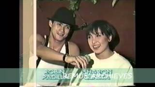Sharon Cuneta and Robin Padilla Tv Interview