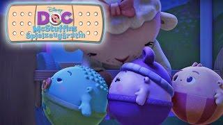 Doc McStuffins - Clip: Die Hüpfebabies | Disney Junior