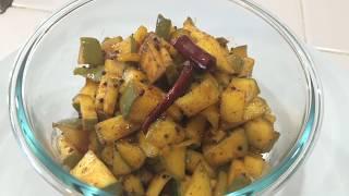 Mango pachadi in tamil