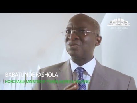 Explainer on Nigeria's Electricity Situation, by Minister Babatunde Fashola - 08 April 2016