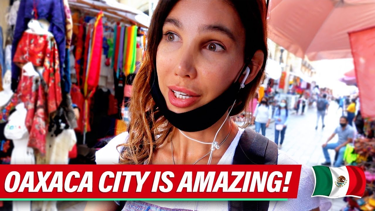 Download Oaxaca City is AMAZING! I Markets, Nightlife + MORE!