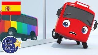 Dibujos Animados | NUEVO DIBUJO! | Buster el Autobús | Buster Cambia de Color | Dibujitos en Español
