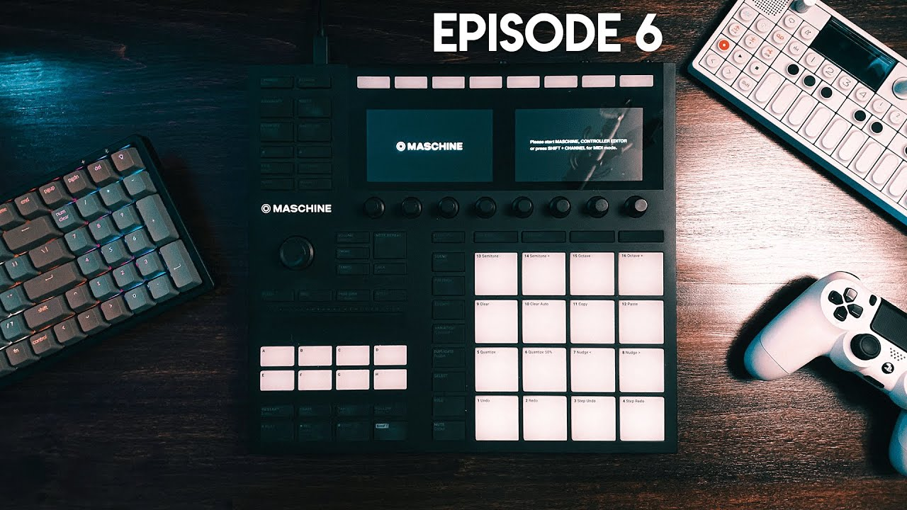 Just A Girl & Her Maschine | S3 E6 (Please Name This Beat)