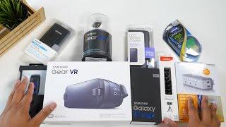 Surprise Samsung Survival Kit Unboxing! (CES 2017)