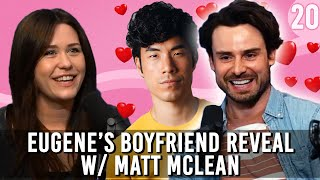 Eugene's Boyfriend Reveal - You Can Sit With Us Ep. 20