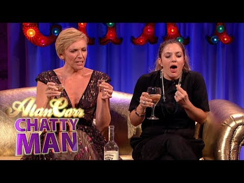 Drew Barrymore & Toni Collette  Full  on Alan Carr: Chatty Man