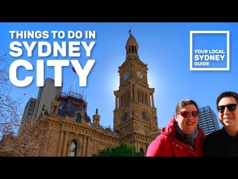 THINGS TO DO IN SYDNEY CITY (Your Local Sydney Guide)