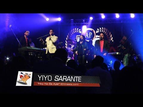 """""""HOY NO ES AYER"""" - YIYO SARANTE - Salsa NY  2017"""