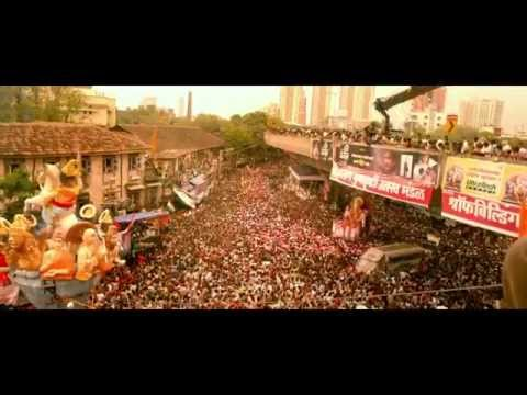 Morya Morya Superhit Ganpati Song **HD**Ajay - Atul (Deva Tuzhya Dari Aalo)