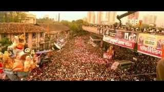 Morya Morya Superhit Ganpati Song **HD**  Ajay - Atul (Deva Tuzhya Dari Aalo)