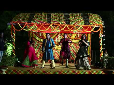 Veerey di Wedding Medley- Groom's cousins at Sangeet