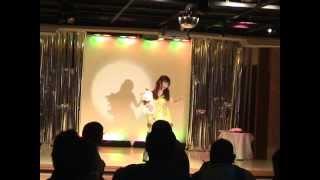 Charmmy☆Seikoのロングラン公演のイベントでものまね、沙也加ちゃんが登...