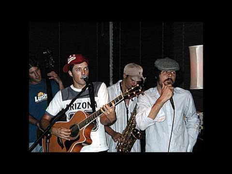 Bushwalla & Jason Mraz - White Girl in a Soul Train Line