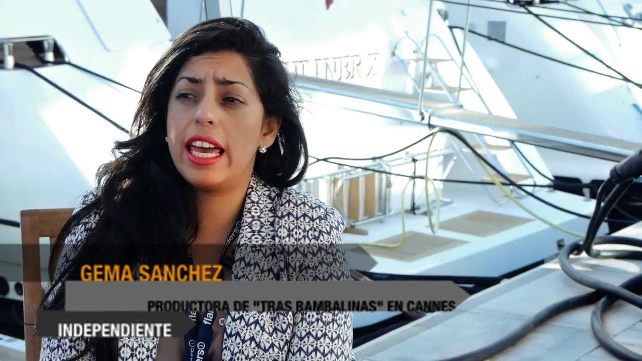 Latinos en Cannes